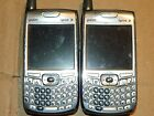 USED Silver Gray PALM TREO 700WX 700 WX Sprint Cell Phone 4 parts