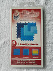 Spellbinders Nestabilities Inverted Scalloped Squares 6 Die Set FREE SHIPPING