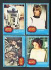 1977 OPC STAR WARS SERIES 1 O PEE CHEE COMPLETE SET 66 66 VG *010