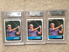 Jordan Spieth 2015 SI for Kids SIFK #430 BGS 8.5 (middle)
