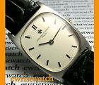 Vintage 1970's Vacheron & Constantin 18K White Gold Watch Ref.7813 wi/18K Buckle