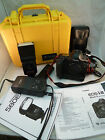 Canon EOS 1D Mark II Camera w Battery Charger DC 580X Flash  Pelican Case