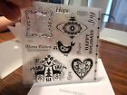 Close To My Heart Acrylic Stamp Set S1310 Scandinavian Wishes