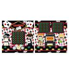 Printed Premade Scrapbooking 2 Page Layouts CASINO slot machine cards elvis