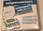Weight Watchers Points Plus Calculator Diet Tracker New in Box