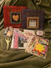Creative Keepsakes And Colorbok DELUXE Scrapbooking Kit Scrapbook Paper Cut Outs