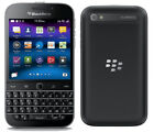 Very Good Blackberry Q20 Classic 16GB T Mobile 4G LTE Qwerty Black Cell Phone