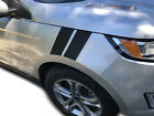 2015 2016 2017 2018 Ford Edge Fender Racing Hash Stripes Decal Set