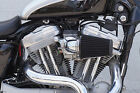 CHROME SCREAMING EAGLE STYLE AIR CLEANER FOR 1991 2017 SPORTSTER XL HARLEY