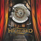 Highlord ‎– The Death Of The Artists CD NEW