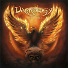 Darkology ‎– Fated To Burn CD NEW
