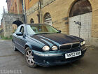 LARGER PHOTOS: JAGUAR X-TYPE 2.1 V6 SE SALOON AUTO SPARES OR REPAIR