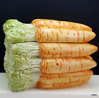 Fitz and Floyd Vegetable Garden Carrot Bunch Household Box Figural Canister 4
