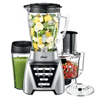 3in1 Oster Pro 1200 Blender with Food Processor Attachment Personal Blending Cup