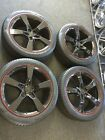 20 CHEVROLET STAGGERED CAMARO SS FACTORY OEM WHEELS CARBON FIBER RIMS CHEVY