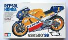 TAMIYA 1/12 Repsol Honda NSR500 1999 WGP500 #14077 scale model kit