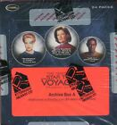 Star Trek The Quotable Voyager Archive Card Box