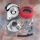 SS Cycle Air Cleaner for Models using SS E and G Series Carbs 17 0404