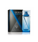 Guess Night Cologne Eau de Toilette Natural Spray for Men 1 fl oz 30 mL New