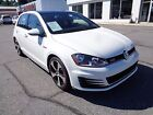 2015 Volkswagen Golf GTI Golf 2015 2015 Volkswagen Golf GTI 20L 4 Cylinder Hatchback One Owner Heated Mirrors