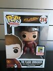 Funko Pop The Flash Unmasked 2015 SDCC Exclusive #214 .