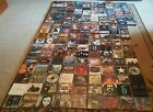 180+ ROCK / METAL/ 70'S/80'S / HAIR BAND / ALTERNATIVE/CLASSIC CD COLLECTION LOT