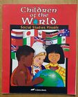 Abeka K5 Kindergarten 1st Children of the World Social Studies Visuals History
