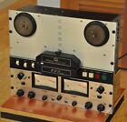 Vintage Crown SX 824 Reel to Reel Tape Recorder Fully Serviced by Chuck Ziska