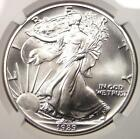 1989 American Silver Eagle Dollar 1 ASE NGC MS70 Top Grade 2300 Value