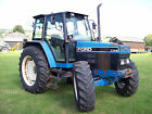 Ford 7740 SLE Tractor