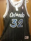 NWT Authentic Shaquille O'neal Orlando Magic Jersey Size 48 XL Shaq Rookie