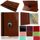 For iPad 2345 Mini Air Pro Bling Smart Shockproof Leather Armor Stand Case Cover