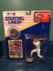 NIP w/Card 1991 Starting Lineup Kenner Mark Grace Figure