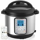 Instant Pot Smart 60 Bluetooth Multi-Use Programmable Pressure Cooker 6 Qt