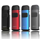 Aspire Breeze All In One Starter Kit Blue Red Black Gray Green Authentic New