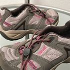 Teva Hiking Shoe Gray Purple Youth Child Size 11 EUR 28