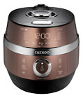 CUCKOO Electric Induction Heating Pressure Rice Cooker CRP-JHVR1009F
