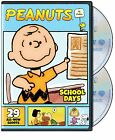 Peanuts by Schulz School Days Various DVD