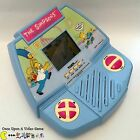 The Simpsons Handheld Video Game (Tiger Electronics LCD 1990) Tested Guaranteed!