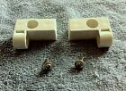 Oster Bread Machine Maker Model 5834 Replacement Lid Hinges Set of 2
