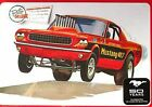 Round2 Models AMT849 1:25 1965 Ford Mustang 427 Funny Car