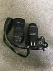 Nikon D D5000 123MP Digital SLR Camera Black TWO LENS DEAL MINT