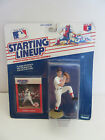 1988 Baseball Starting Lineup Rookie Card Roger Clemens Boston Red Sox Jersey