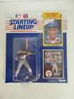 1990 Baseball MLB Starting Lineup SLU Card Rookie Darryl Strawberry New York Met