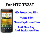 3pcs For HTC T328T Good Touch MatteAnti Scratch High Clear Screen Film