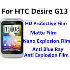 3pcs For HTC G13 Good Touch MatteAnti Scratch High Clear Screen Film