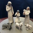 Willow Tree Nativity 6 Piece Set Pre owned Mint Condition No Box