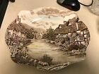 VINTAGE JOHNSON BROS OLDE ENGLISH COUNTRYSIDE 12