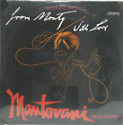 Mantovani  Orchestra From Monty with Love SEALED 2 LP Set Vinyl Record