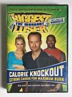 The Biggest Loser Workout DVD Calorie Knockout Bob Harper New Sealed